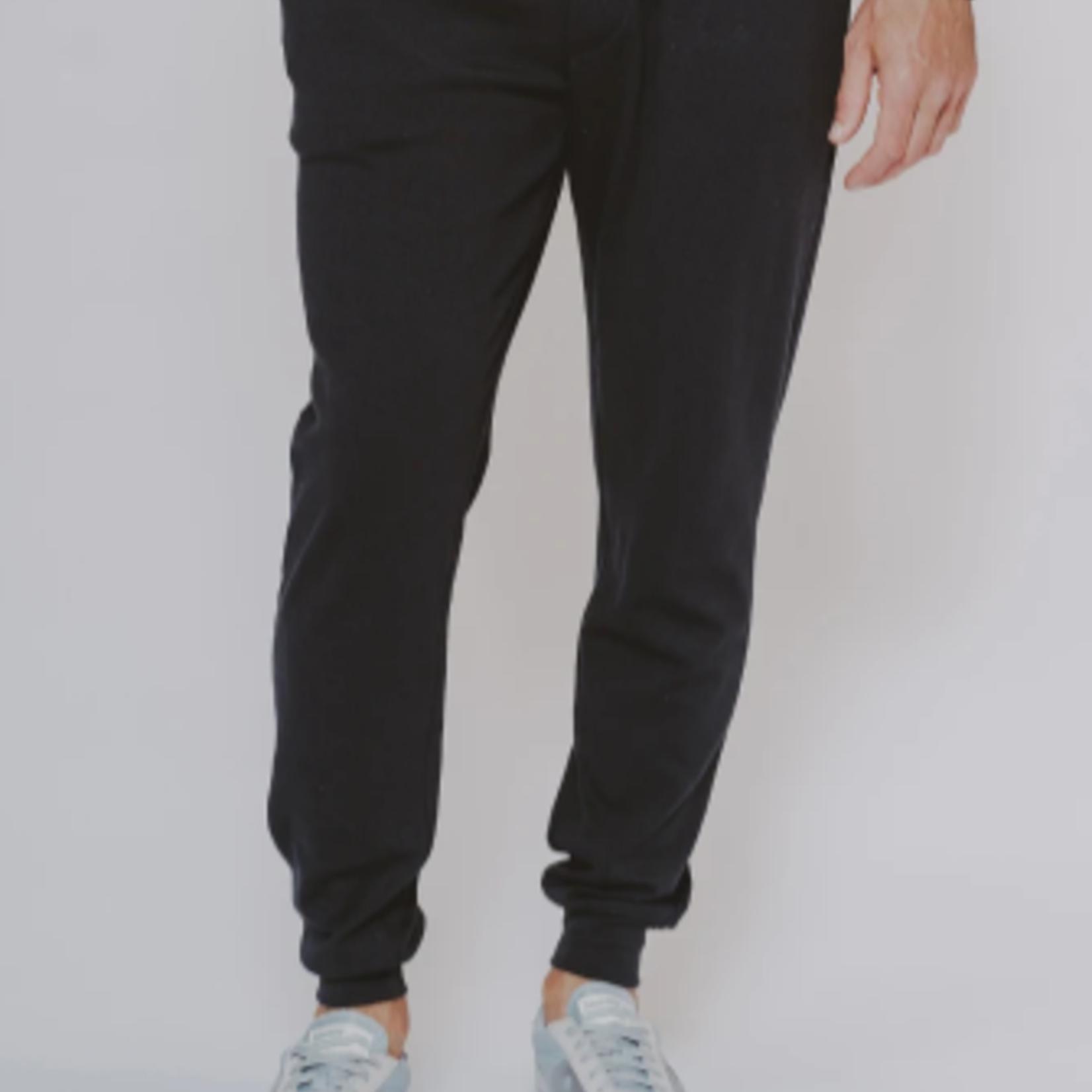 The Normal Brand Puremeso Jogger Black