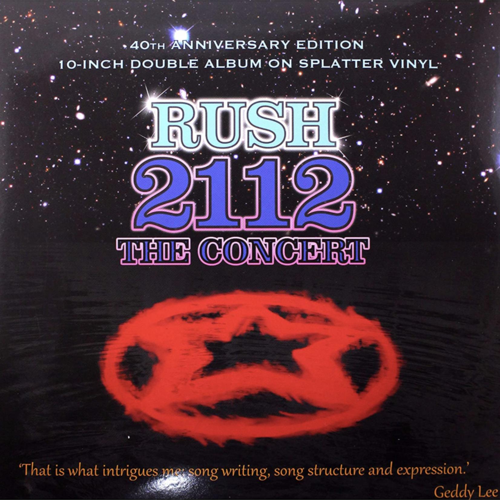 "Monostereo Rush 2112: The Concert 40th Anniversary Edition 10"" Vinyl"