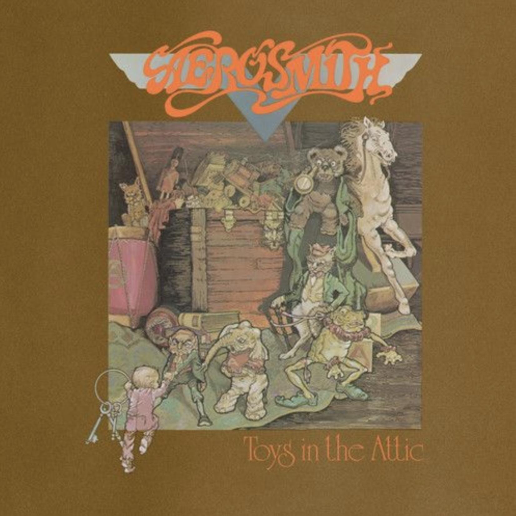Monostereo Aerosmith Toys In The Attic