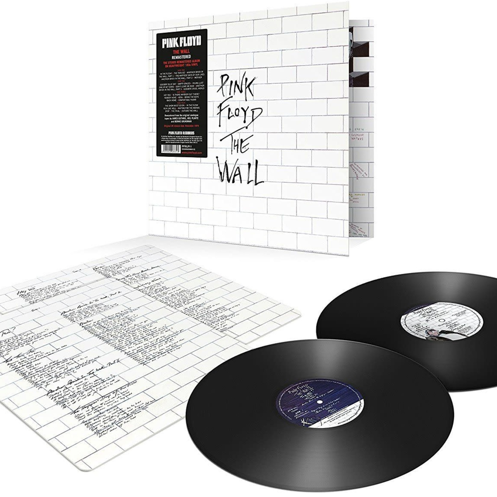 Monostereo Pink Floyd The Wall