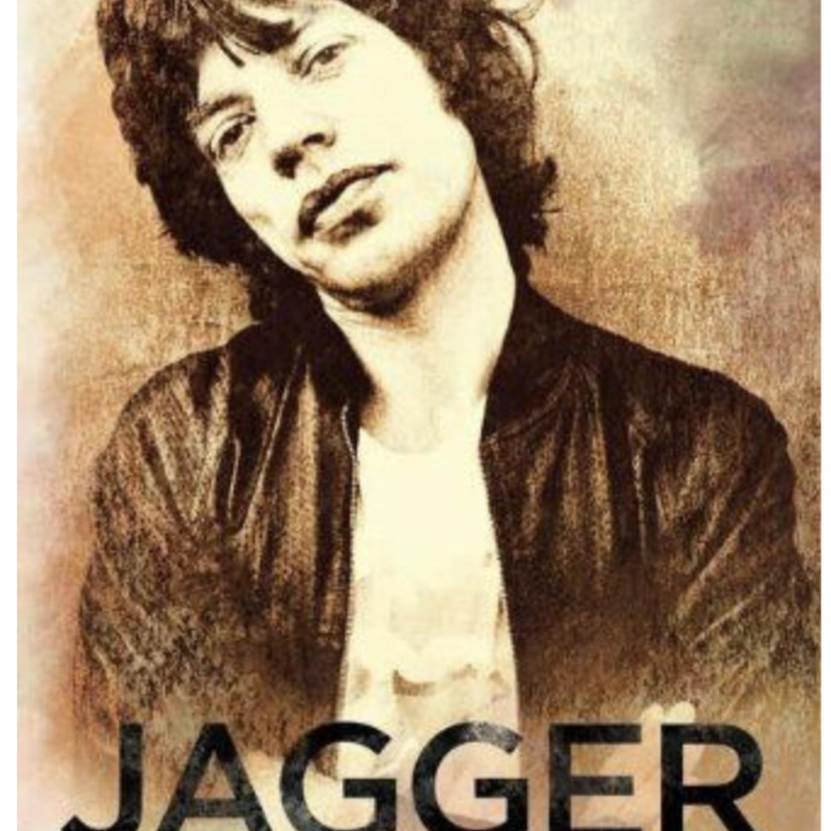 Monostereo Jagger: Rebel, Rock Star, Rambler, Rogue