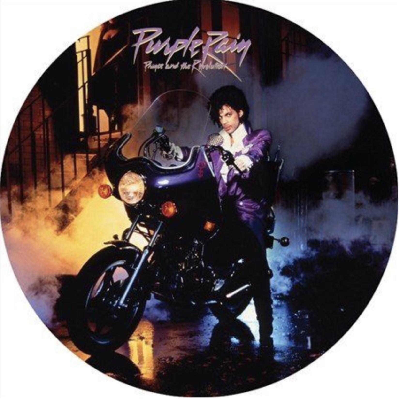 Monostereo Prince and the Revolution Purple Rain (Picture Disc)