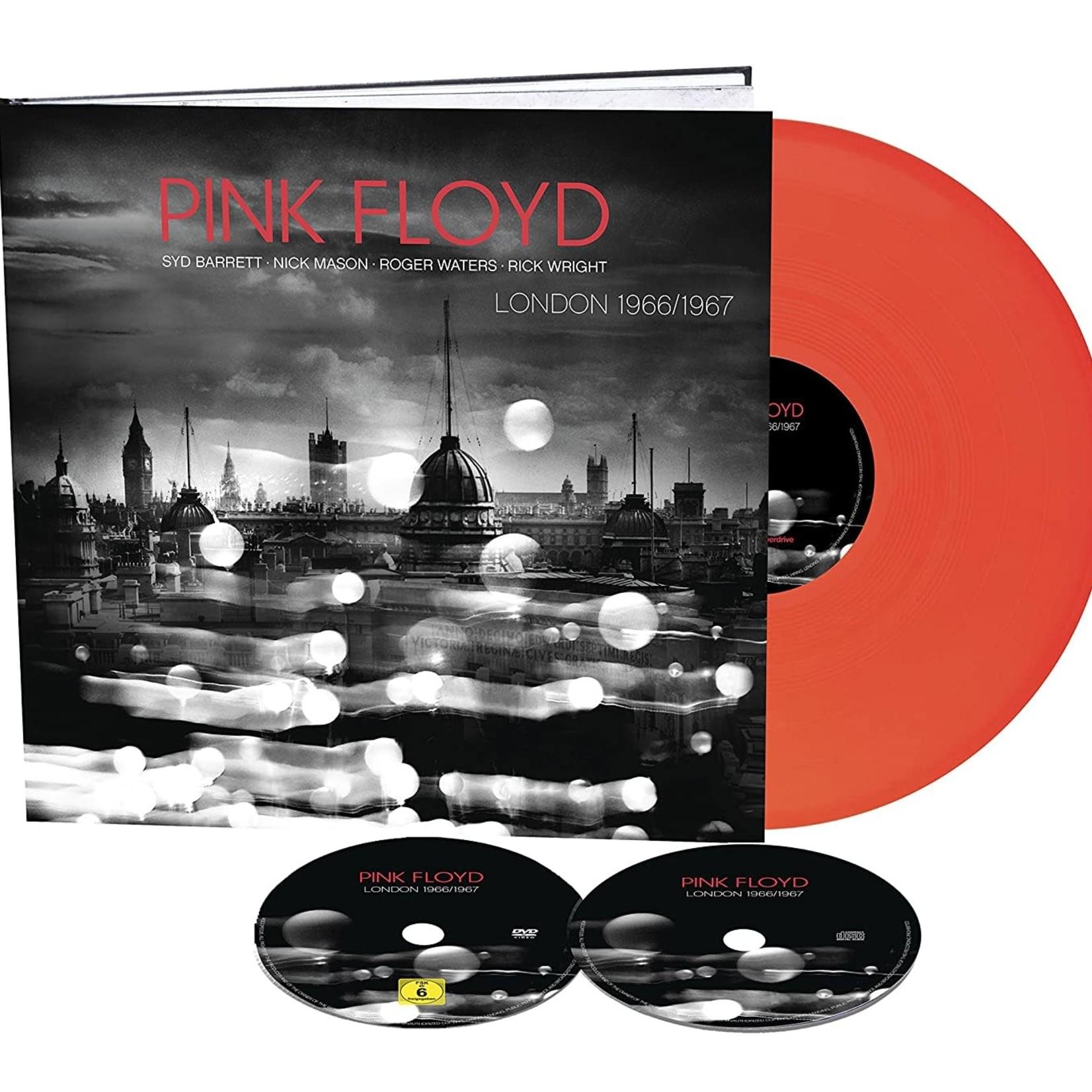 Monostereo Pink Floyd London 1966-67 (Import)