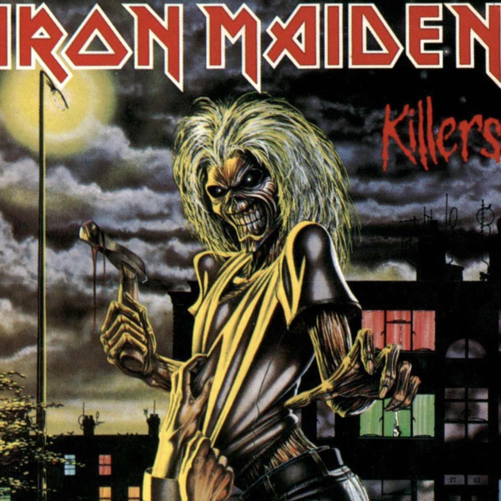 Monostereo Iron Maiden Killers