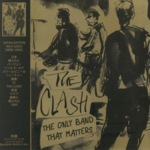 Monostereo The Clash The Only Band That Matters (Gold Vinyl) (Import)
