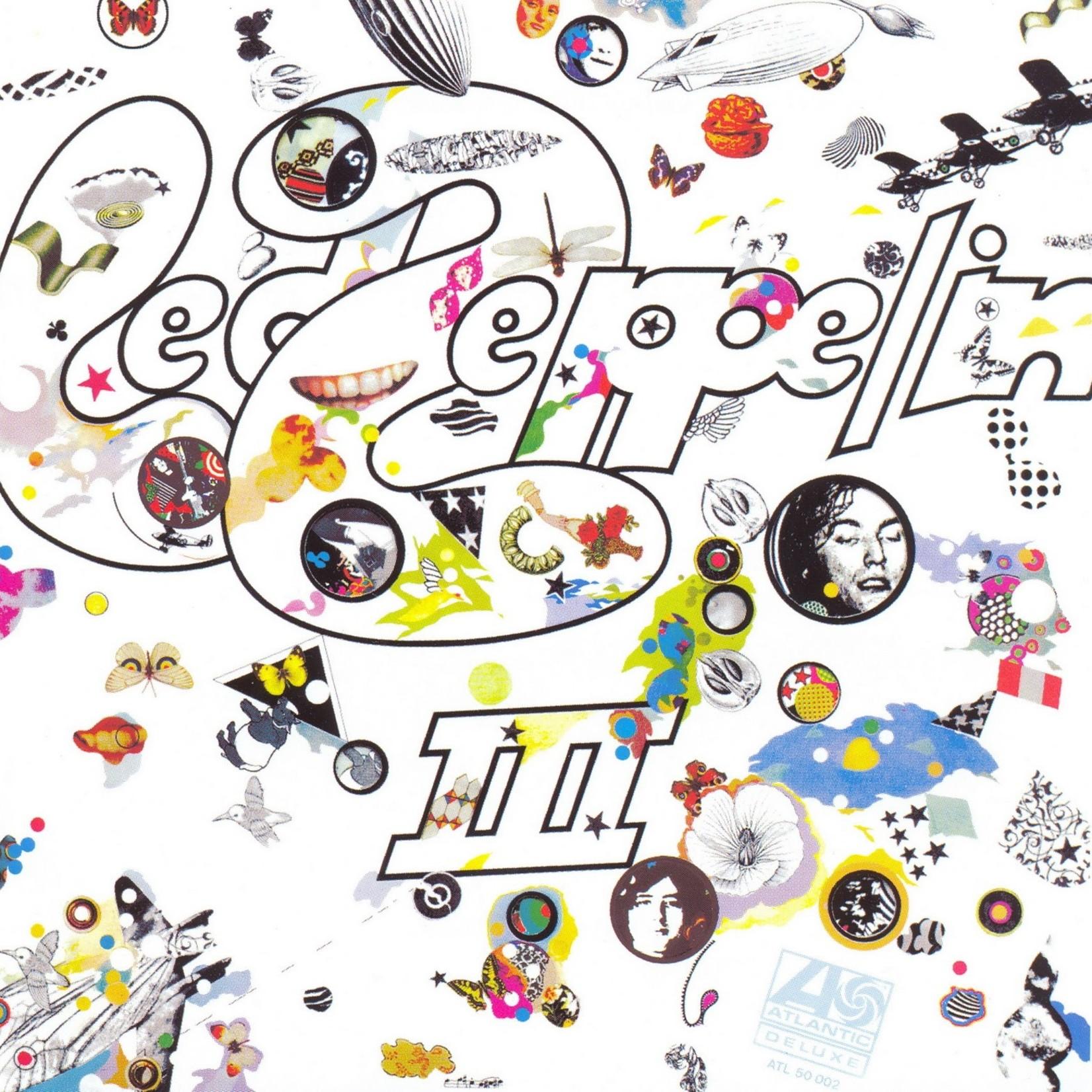 Monostereo Led Zeppelin Led Zeppelin III (Remastered)