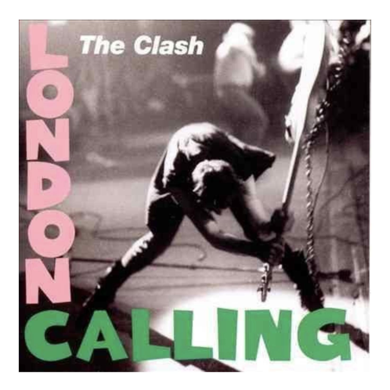 Monostereo The Clash London Calling