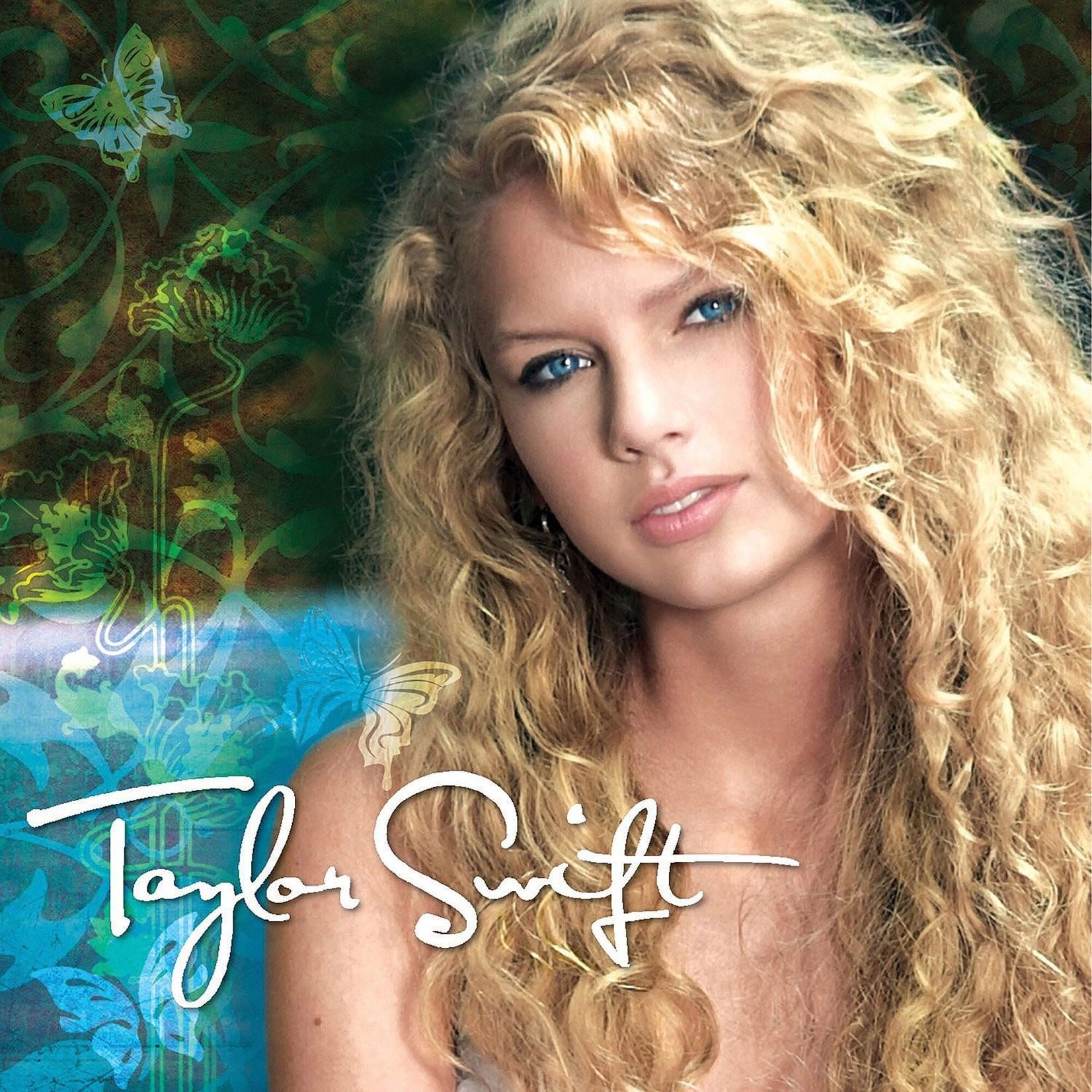 Monostereo Taylor Swift Taylor Swift (Gatefold LP Jacket, 2 LPs)