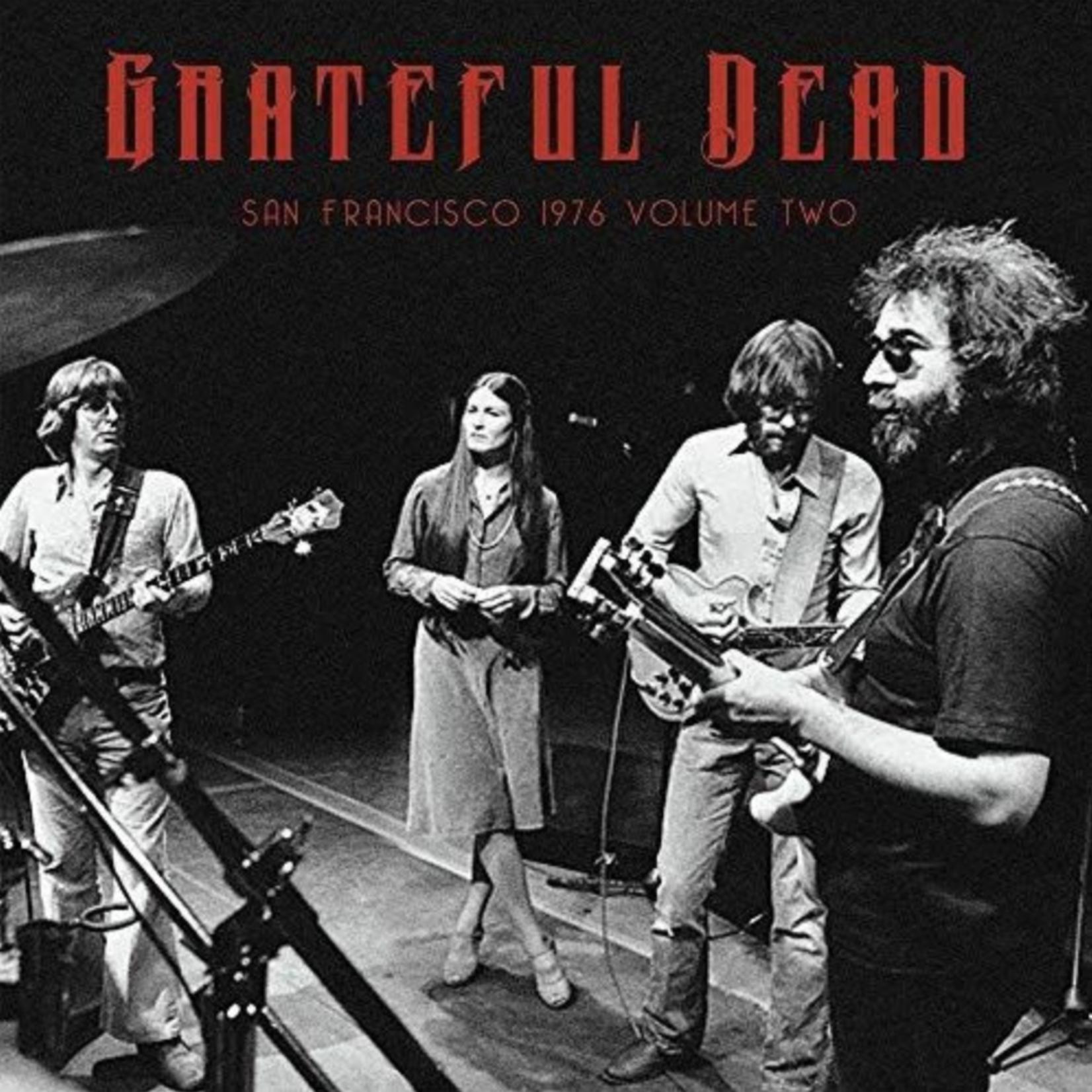 Monostereo Grateful Dead San Francisco 1976 Vol. 2