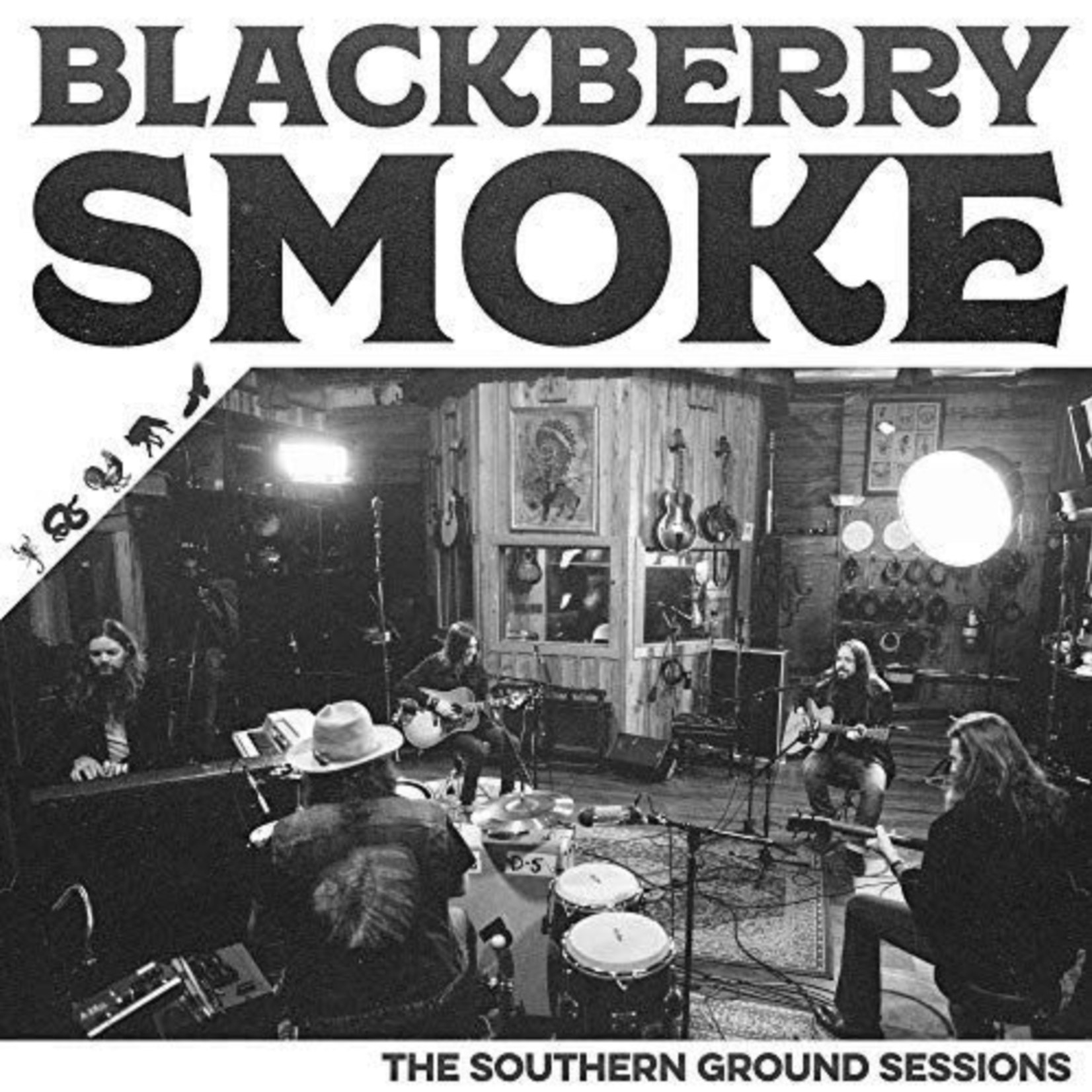 Monostereo Blackberry Smoke The Southern Ground Sessions