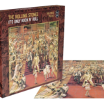 Monostereo The Rolling Stones It's Only Rock 'N Roll Puzzle