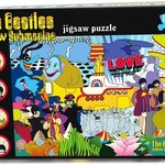 Monostereo The Beatles Yellow Submarine  Puzzle