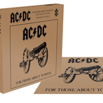 Monostereo AC/DC For Those About To Rock Puzzle