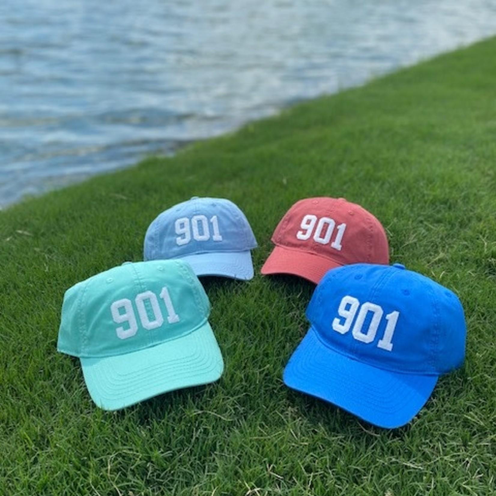 Oxbeau 901 Hat Pacific Blue