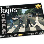 Monostereo The Beatles Abbey Road Puzzle