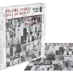 Monostereo The Rolling Stones Exile On Main St. Puzzle