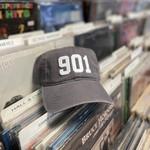 Oxbeau 901 Hat Dark Grey