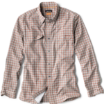 Orvis Clear Brook Organic Long-Sleeved Shirt