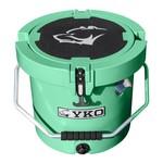 Yukon Outfitters Yukon Cooler Bucket 20 Seafoam