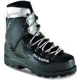 Double Plastic Mountaineering Boots