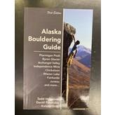 Kelsey Gray Alaska Bouldering Guide