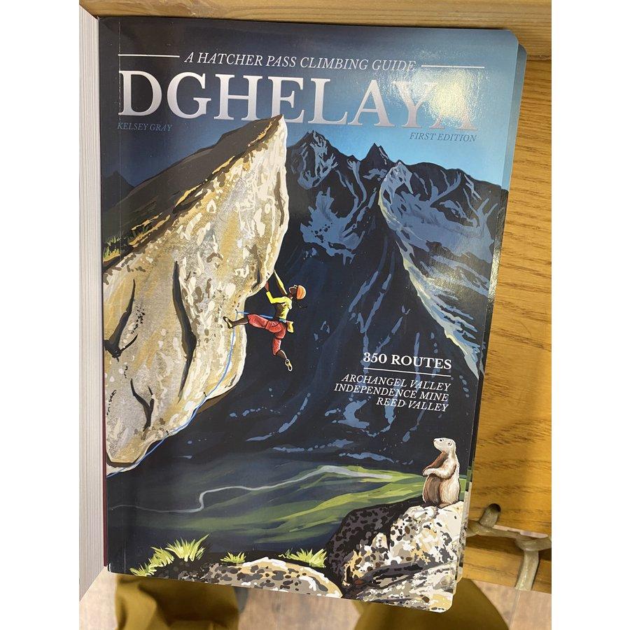 Kelsey Gray Hatcher Pass Rock Guide