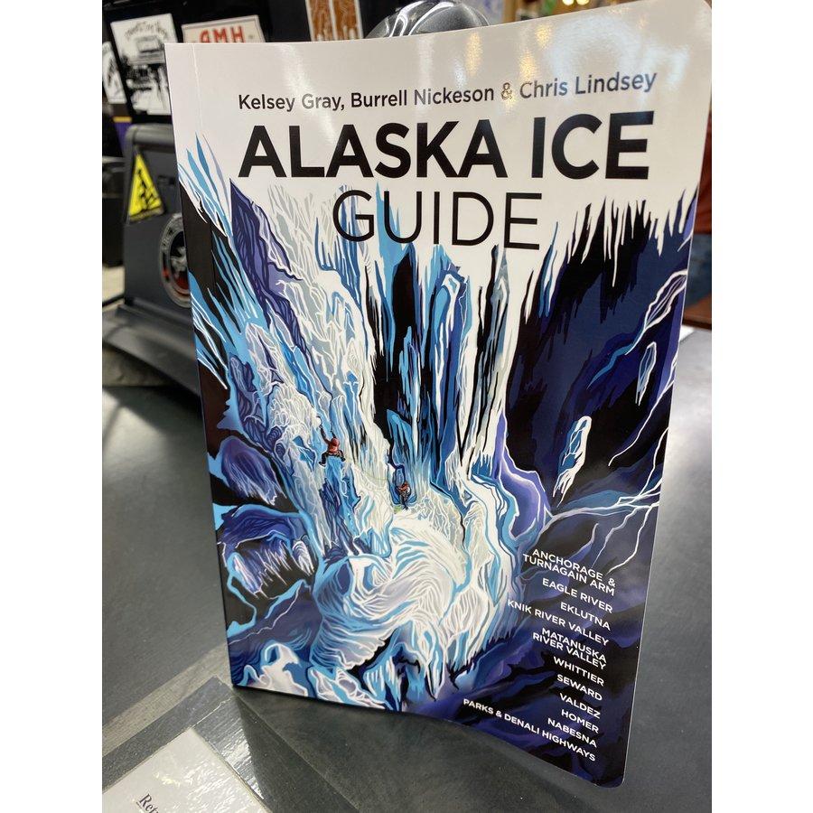 Kelsey Gray Alaska Ice Guide