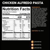 Peak Refuel Peak Refuel- Chicken Alfredo