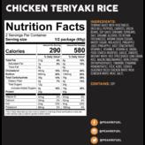 Peak Refuel Peak Refuel- Chicken Teriyaki