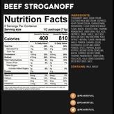 Peak Refuel Peak Refuel- Beef Stroganoff
