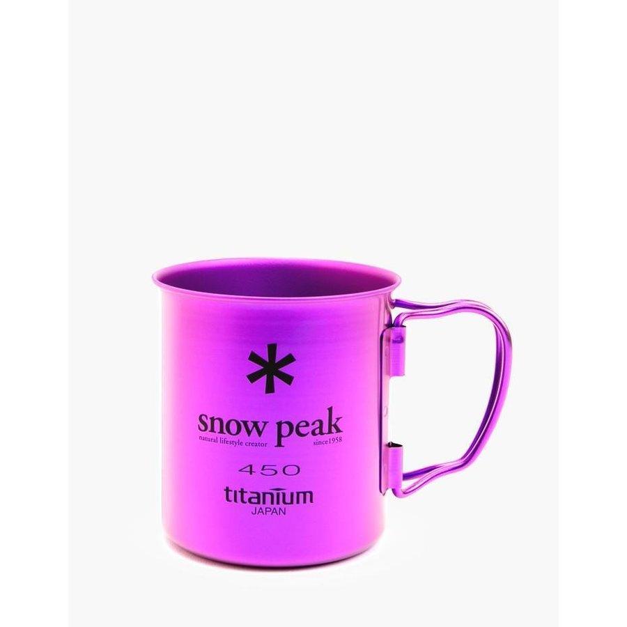 Snow Peak TI Single Wall 450