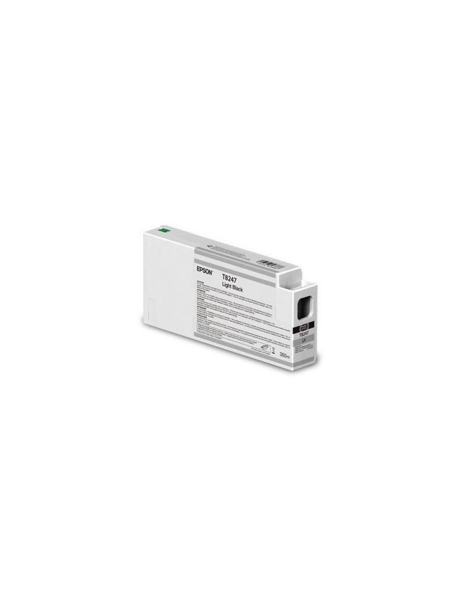 Epson Epson Ultrachrome HD Light Black Ink 350ML for SC-P7000/9000