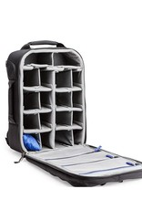 """Think Tank Think Tank  Airport Accelerator™ Backpack for gripped DSLR, 6-8 lenses, 17"""" laptop, iPad and meets International carry on"""