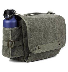 Think Tank Think Tank  Retrospective® 7 V2.0 - Pine Small Shoulder Bag for regular-size DSLR & 2-3 lenses -  Cotton Canvas