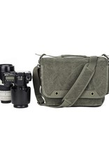 Think Tank Think Tank  Retrospective® 7 V2.0 - Pine Small Shoulder Bag for regular-size DSLR & 2-3 lenses -  Cotton Canvas
