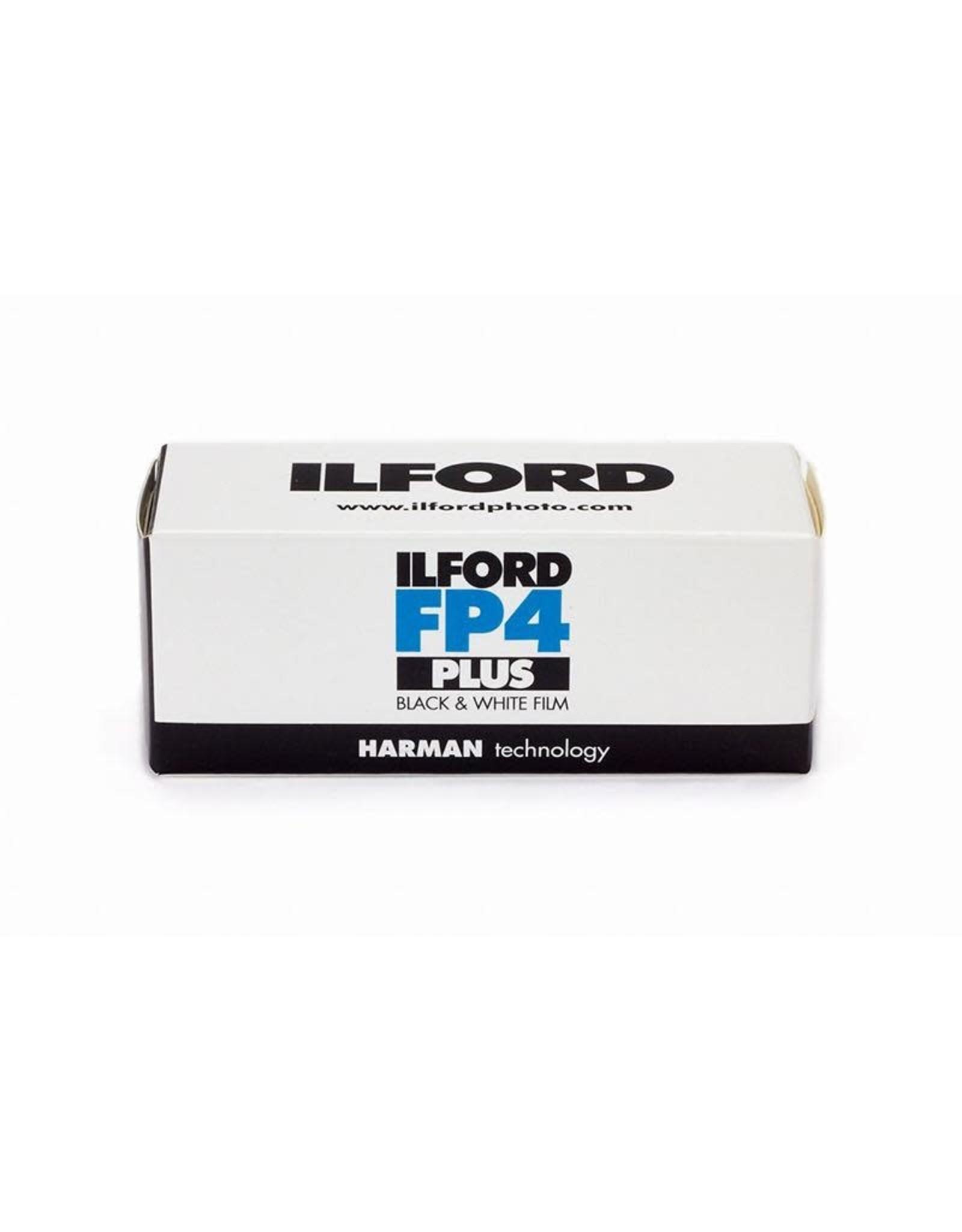 Ilford Ilford FP4+, 120 Roll,