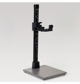 """Kaiser Kaiser Copy Stand RS 1, with repro-and titling arm RT 1 (# 5521), column height 1 m (3 feet 3""""), baseboard 45 x 50 cm (17.7 x 19.7"""")"""