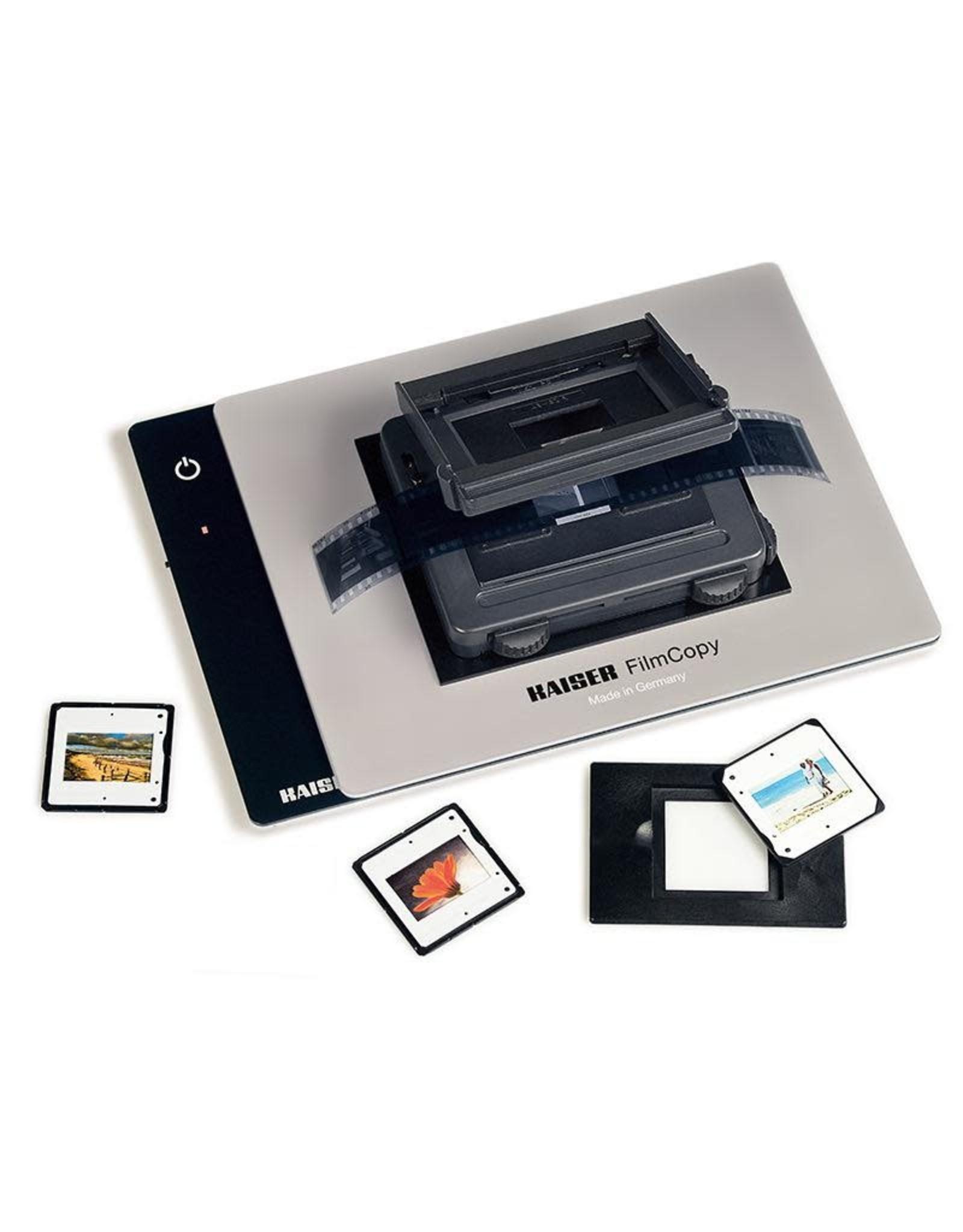 Kaiser Kaiser FilmCopy Vario Kit with Slimlite plano LED Light Box