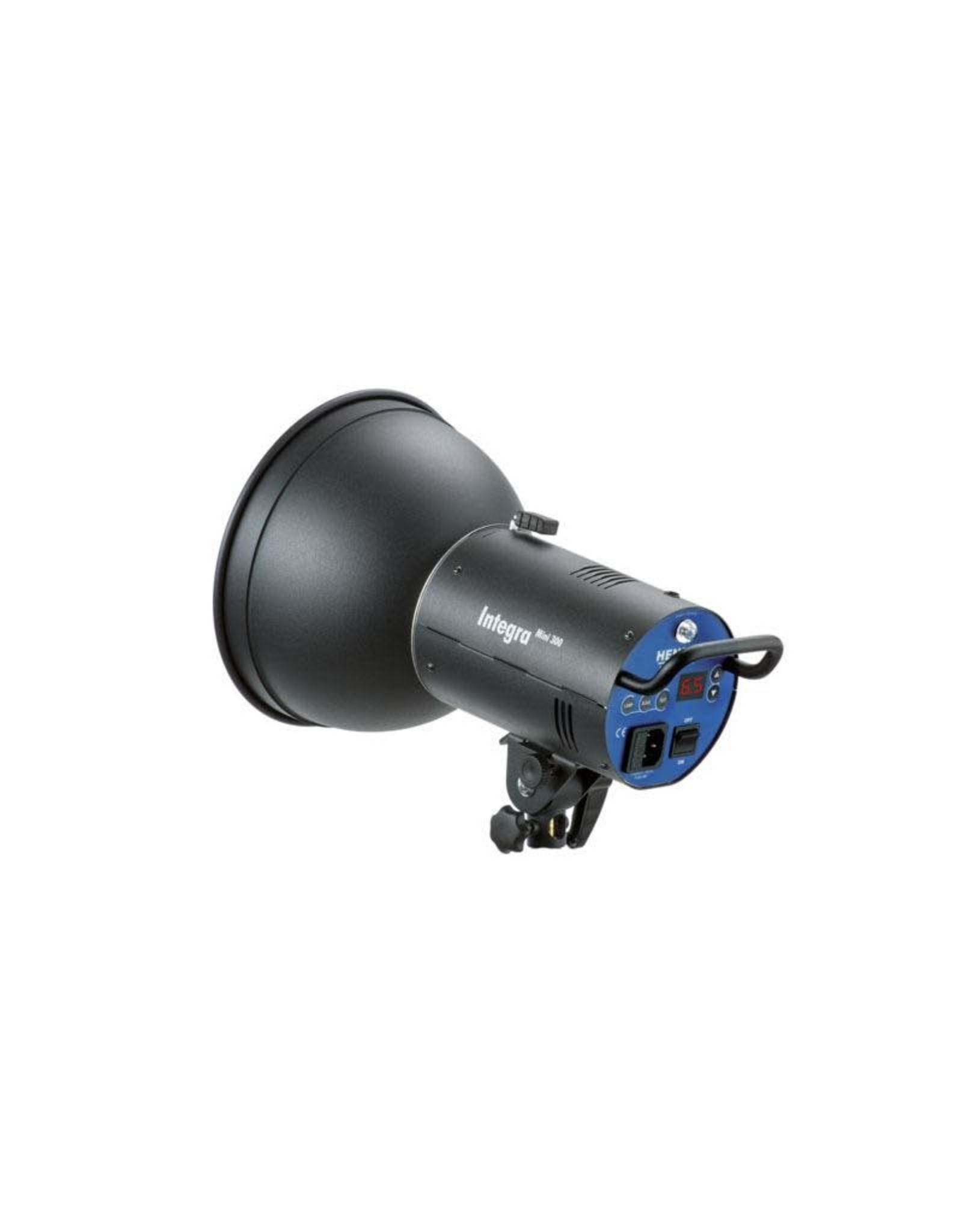 Hensel Hensel - INTEGRA Mini 300 (Multi voltage) Includes: protective cap, Sync cable, power-cord. Glass dome (9454638), Canadian safety requirement