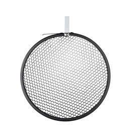 Hensel Hensel Honeycomb Grid, round, black, No. 2