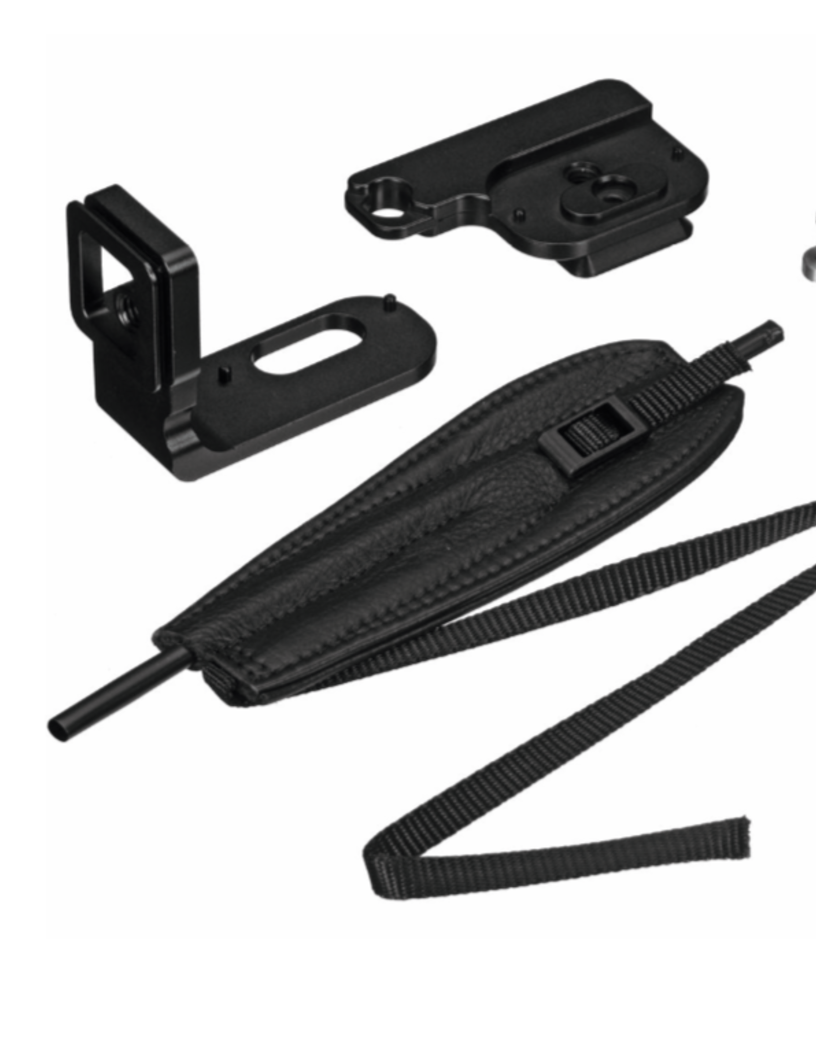 Phase One Phase One L-Bracket with Hand Strap for standalone use on XF and DF+ (included with V-Grip)