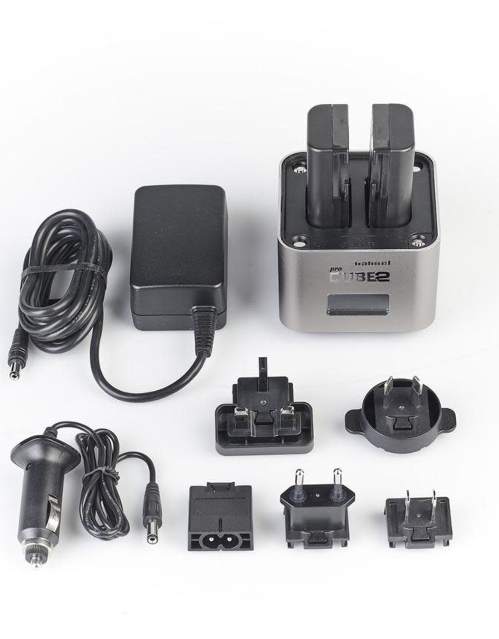 Phase One Phase One Hähnel Pro Cube 2 Charger for IQ and XF batteries (Supplied with IQ4 Backs/Systems)