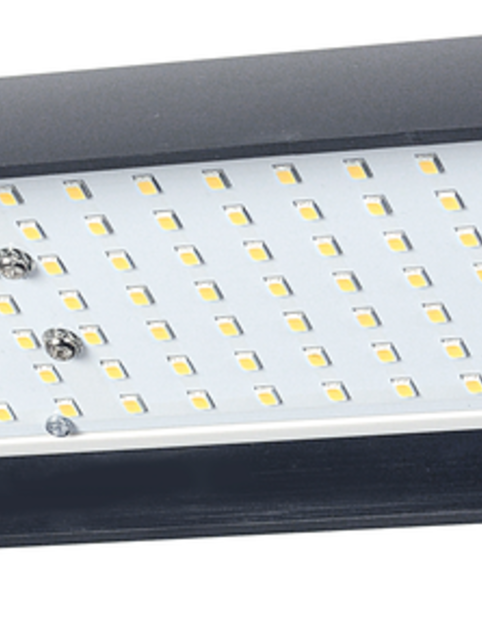 Kaiser Kaiser LED RB 5070 DX2 Lighting Unit, 2x161 SMD LEDs, 5600 K, CRI 95, angle of radiation: 110°, illuminance on subject surface: 3000 lux, dimmable, flicker free,  100 - 120 V / 60 Hz, US-Plug