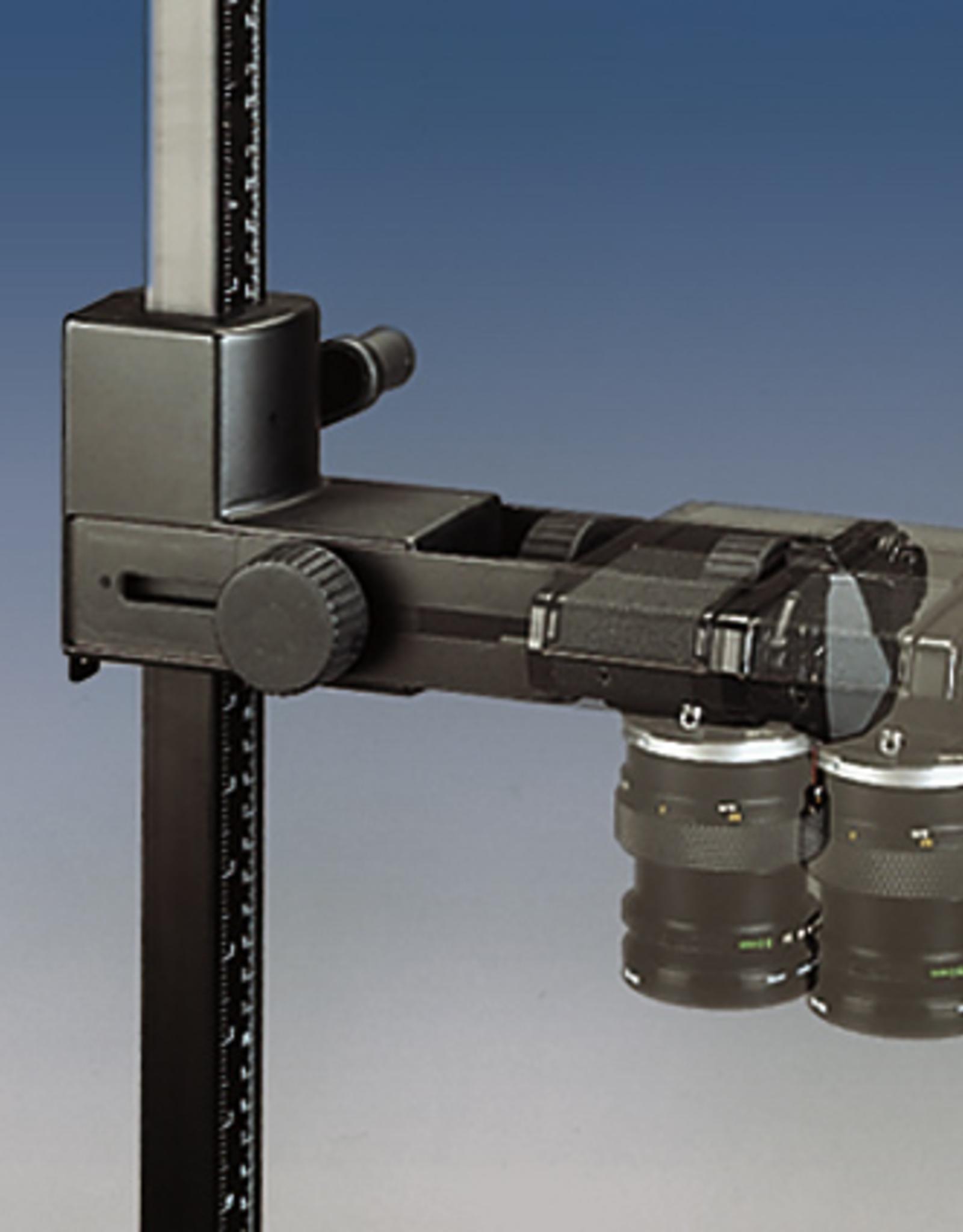 "Kaiser Kaiser Copy Stand RS 2 XA, camera holder horizontal adjustable, column height approx. 76 cm (29.9""), base board approx. 40 x 50 cm (15.7 x 19.7"")"