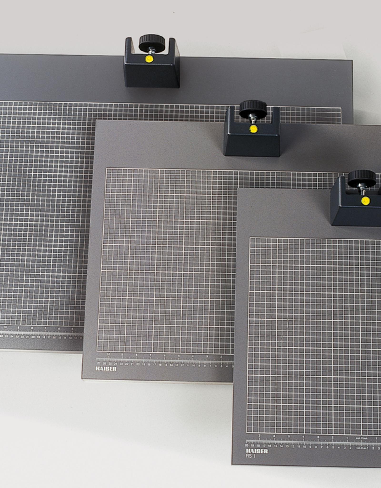 "Kaiser Kaiser Copy Base Board with socket and adjustable feet, 60 x 50 cm (23.6 x 19.7"")"