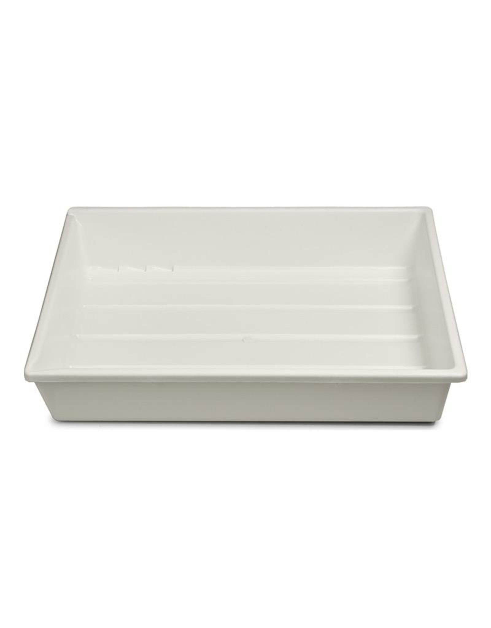 "Kaiser Kaiser Lab Tray, 30 x 40 cm (11.8 x 15.7""), white"