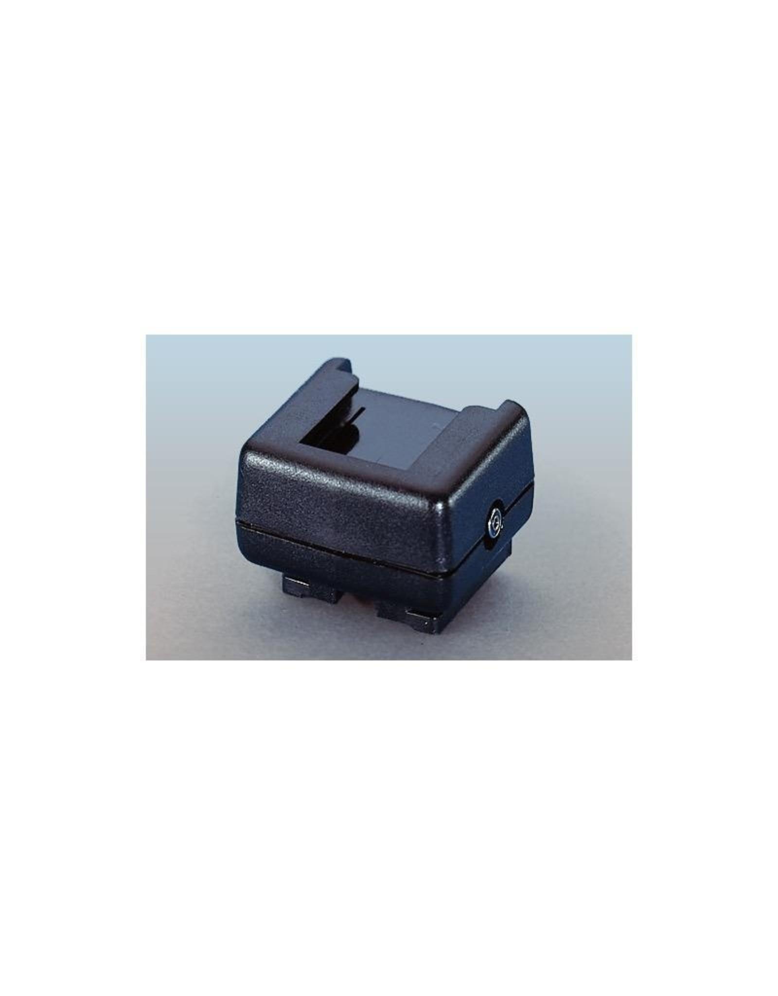 Kaiser Kaiser Flash Shoe Adapter with hot flash contact