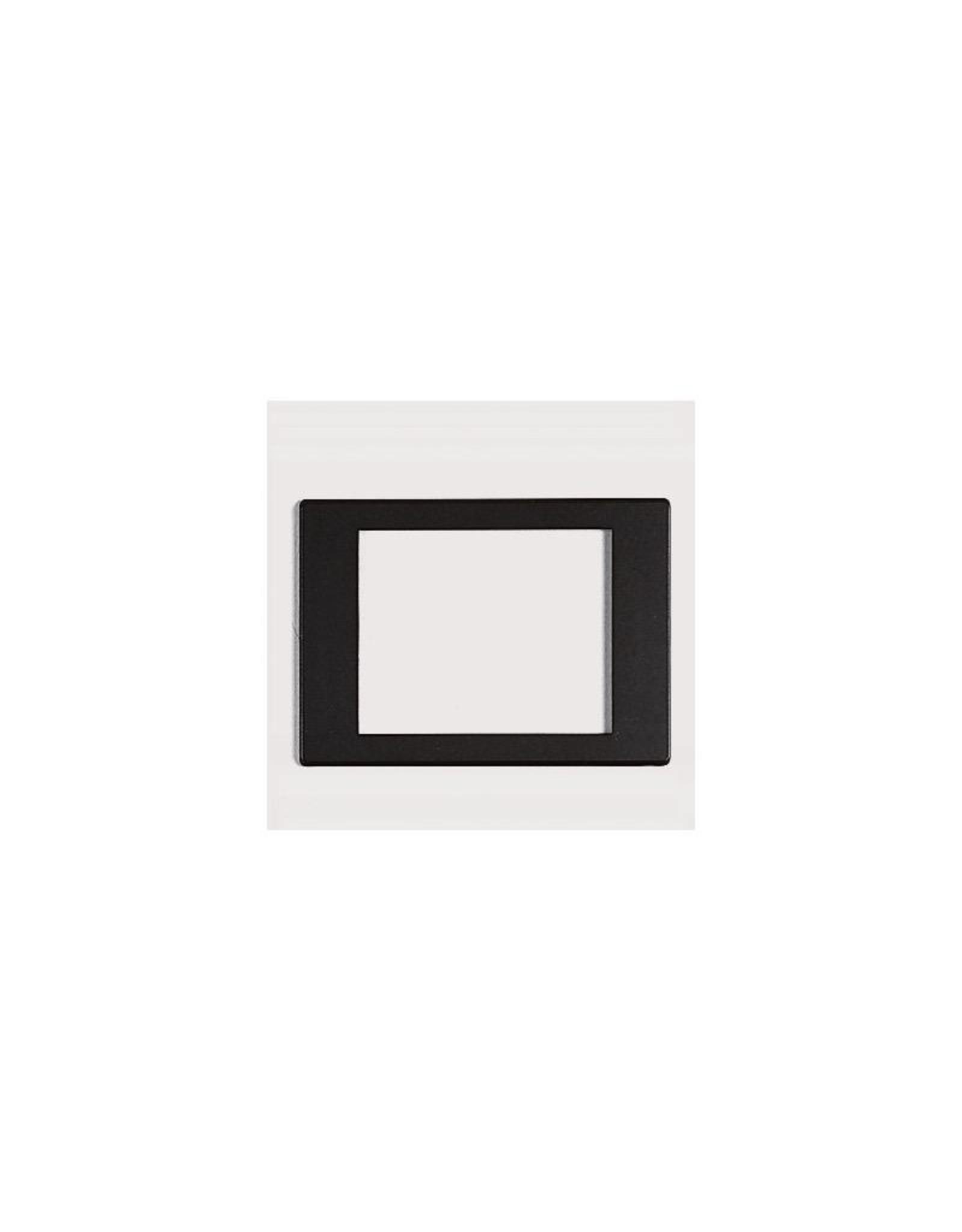 """Kaiser Kaiser Pair of Negative Mask, 6 x 7 cm (2.4 x 2.8""""), SYSTEM-V"""
