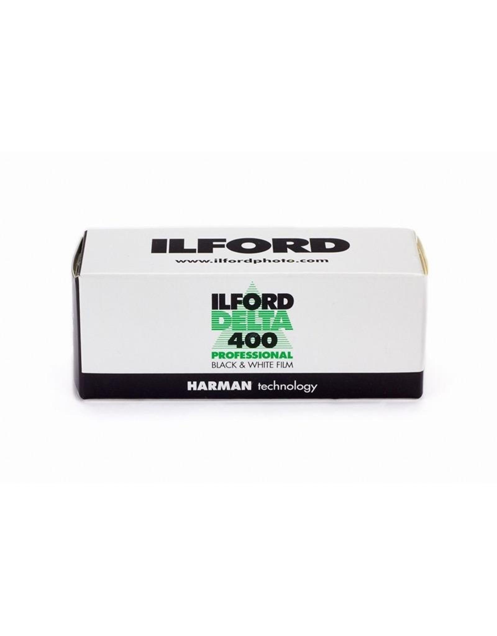 Ilford Ilford DP400, 120Roll,