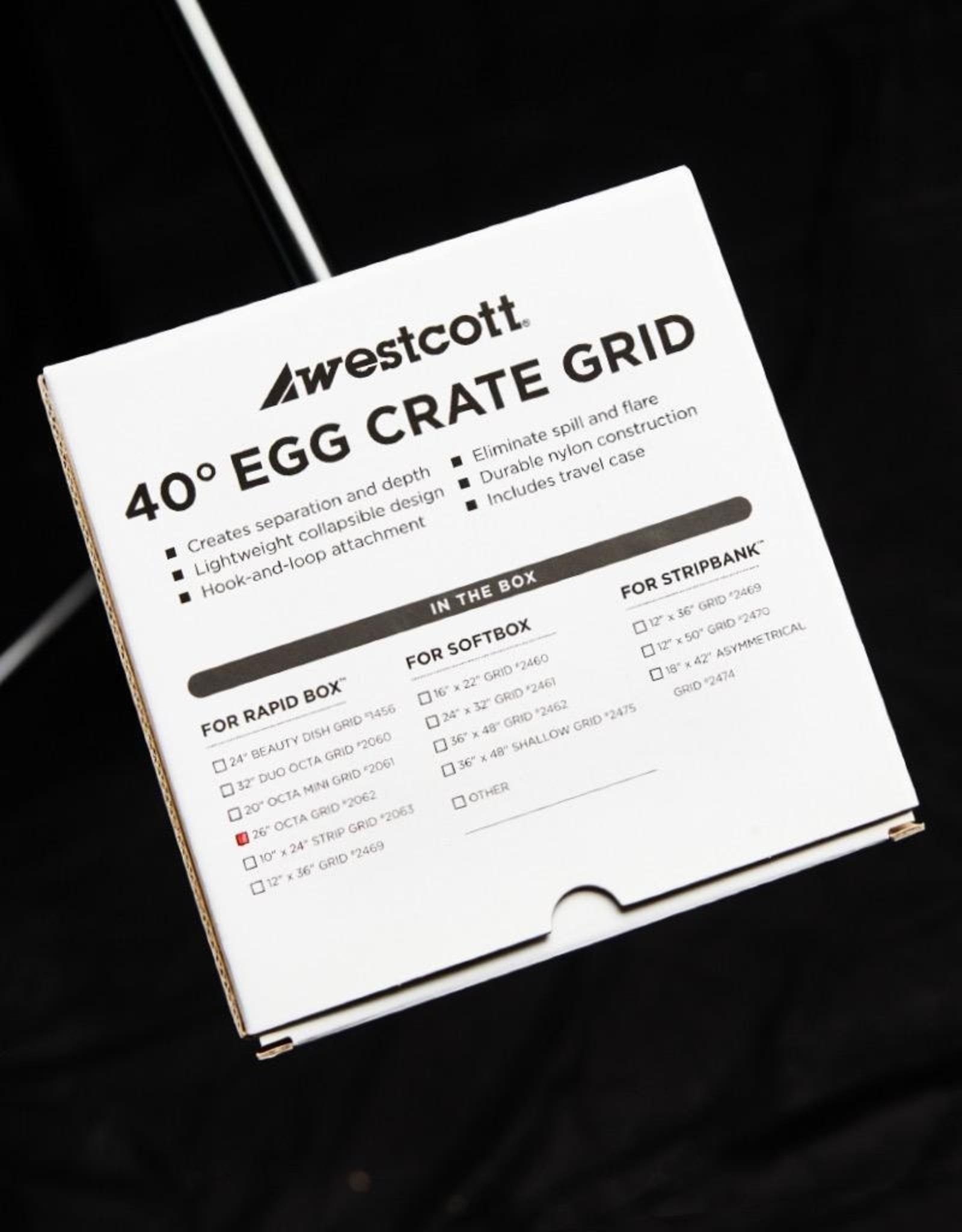 "Westcott Fabric Grid for Rapid Box Octa 26"""